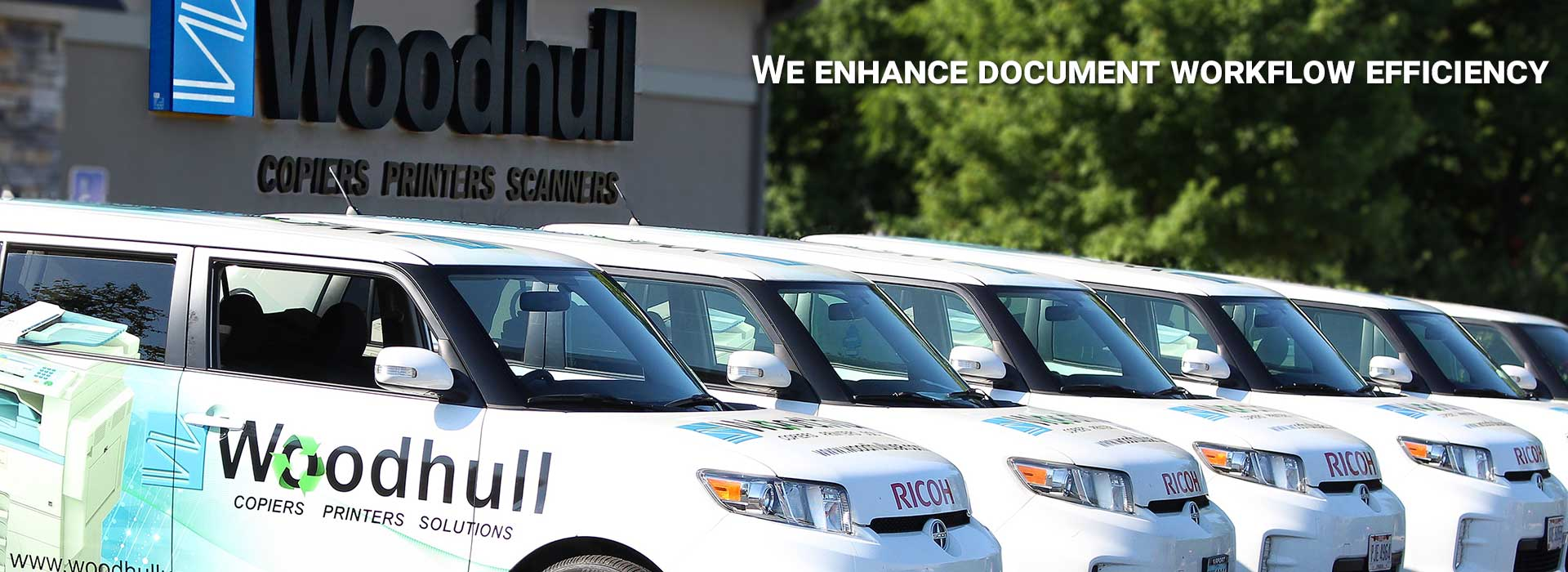 We enhance document workflow efficiency