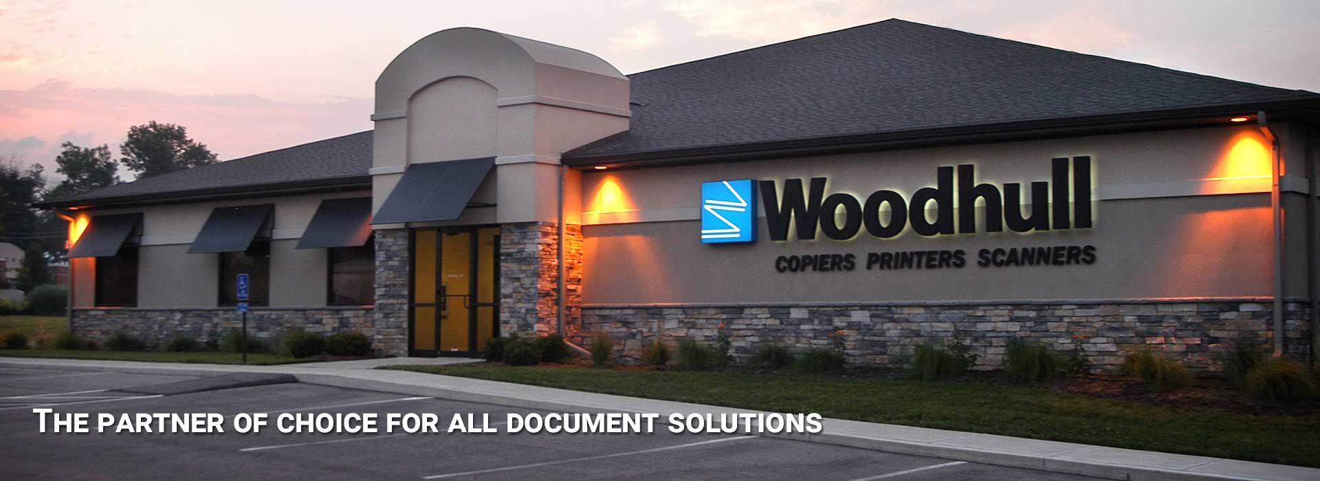 The partner of choice for all document solutions